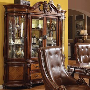 Wendel China Cabinet by Astoria Grand