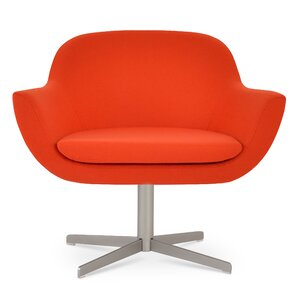 Madison Lounge Chair by sohoConcept
