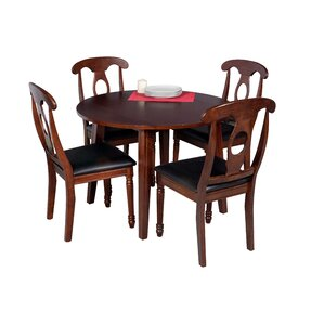 Dinh Modern 5 Piece Dining Set by Latitud..