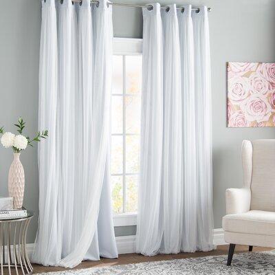 Ivory Amp Cream Curtains Amp Drapes Birch Lane