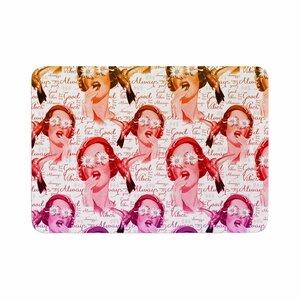 Shirlei Patricia Muniz Good Vibes! Photography Memory Foam Bath Rug