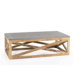 Prestbury Coffee Table by Rosecliff Heights
