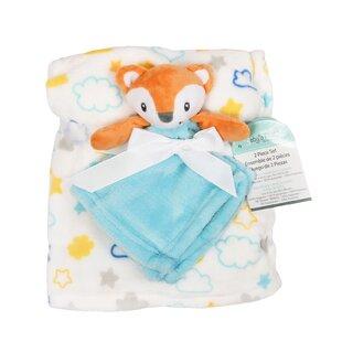 1ec4b83186341 Ensemble de couverture bébé buddy fox 2 pièces Abernethy