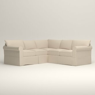Symmetrical Sectional Sofas Wayfair
