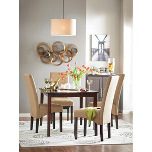 Latitude Run Darryl 5 Piece Dining Set