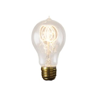 Round edison bulb chandelier wayfair e26 incandescent round light bulb set of 4 aloadofball Image collections