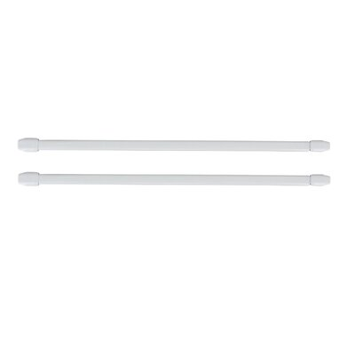 12 Inch Curtain Rods Wayfair