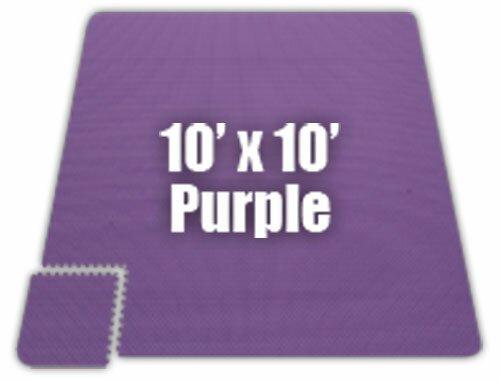 Alessco Premium Softfloors Set In Purple Wayfair