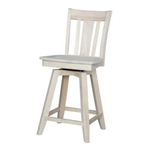 Joslin 24 Swivel Bar Stool