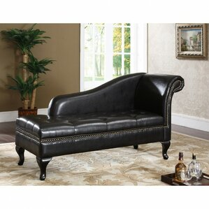 Masontown Chaise Lounge with Storage by Alcott Hill