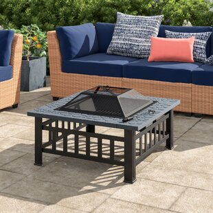 Kistler Steel Charcoal Fire Pit