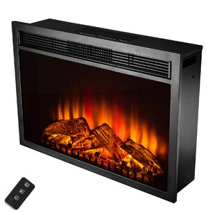 Find The Perfect Electric Fireplace Inserts Logs Wayfair