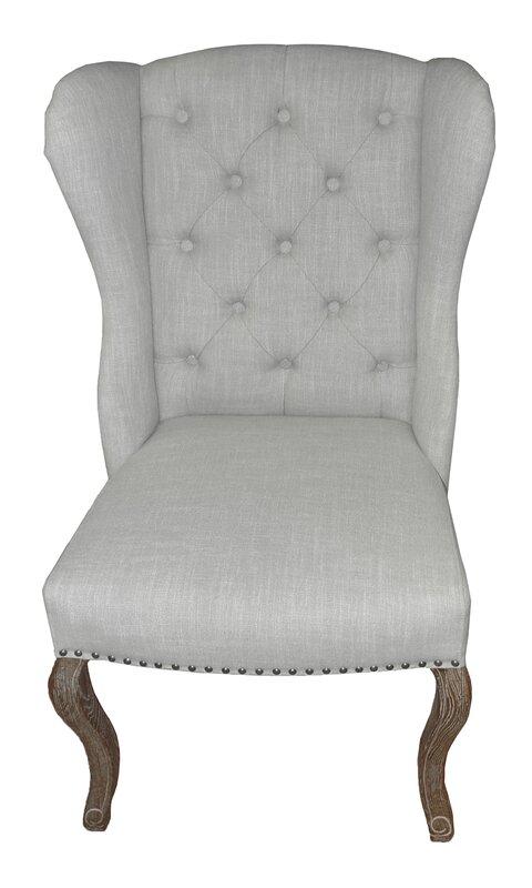high back wingback chair