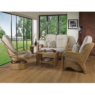 Lynnhaven 5 Piece Sofa Set by Beachcrest Home