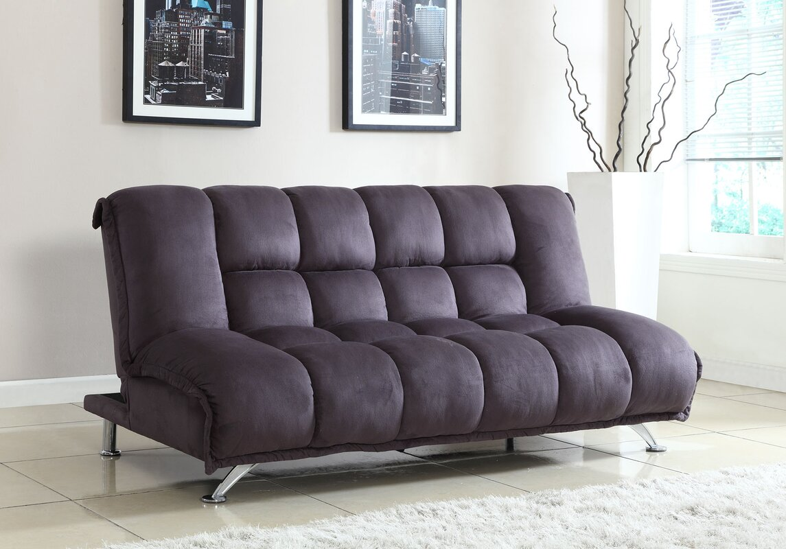 gavin futon convertible sofa nathanielhome gavin futon convertible sofa  u0026 reviews   wayfair  rh   wayfair