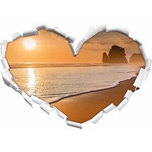 Ocean Sunset Wall Sticker