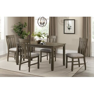 Taneytown 5 Piece Pub Table Set