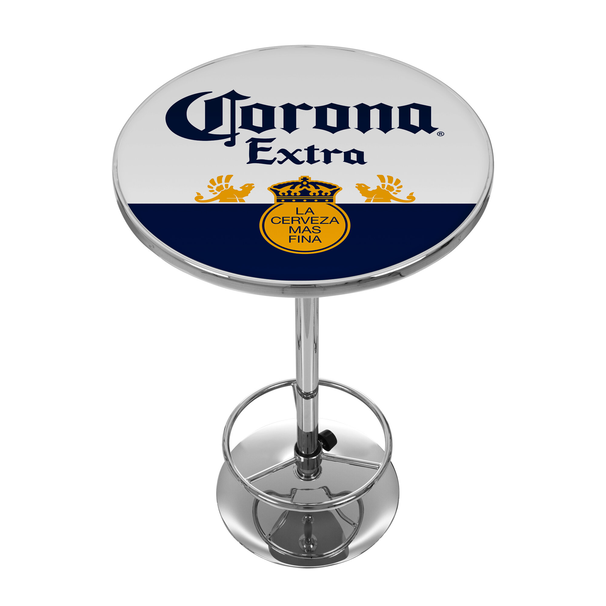 labels for kitchen cabinets trademark global corona pub table amp reviews wayfair 6749