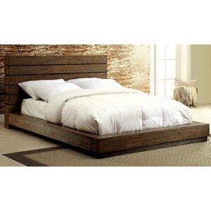 Highwood Platform Bed by Trent Austin Design