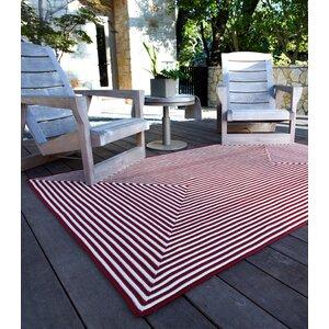 Marcelina Red Indoor/Outdoor Rug