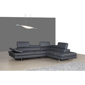 Kamila Reclining Sectional by Orren Ellis