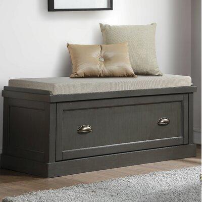 Pleasant Darby Home Co Balduino Upholstered Storage Bench Wayfair Beatyapartments Chair Design Images Beatyapartmentscom