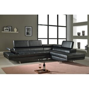 Fila Reclining Sectional by Beverly Fine Furniture