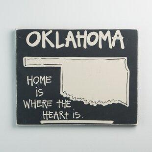 Oklahoma State Graphic Art