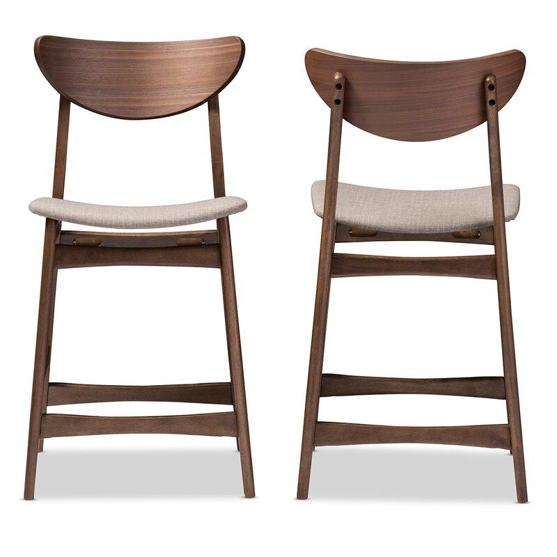 Wholesale Interiors Baxton Studio 23 5 Quot Bar Stool