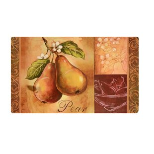 Daventry Fresh Pear Kitchen Mat