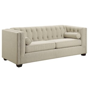 Ramses Modern Chesterfield Sofa by Red Barrel Studio