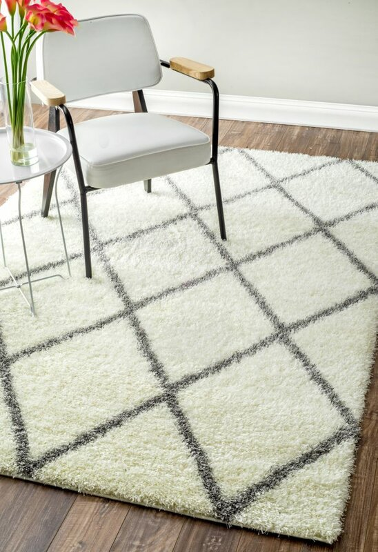 Bronson Off White Area Rug