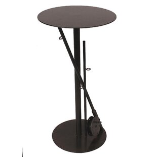 Joshua Iron Fishing Pole Pub Table