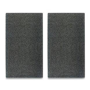Granite Glass Hob Cover Set Of 2
