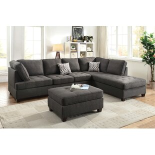Black Sectional Sofas Youll Love Wayfair