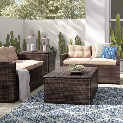 Rattan Furniture Indoor Wayfair