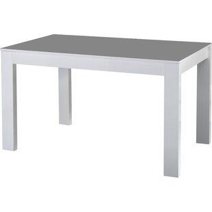 Concrete Effect Dining Table Wayfaircouk - Extendable concrete dining table