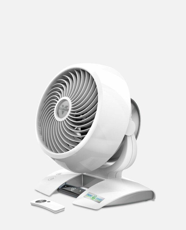 Energy Smart 7.2in Oscillating Table Fan