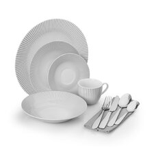 40 piece dinnerware set service for 4 - Modern Dinnerware