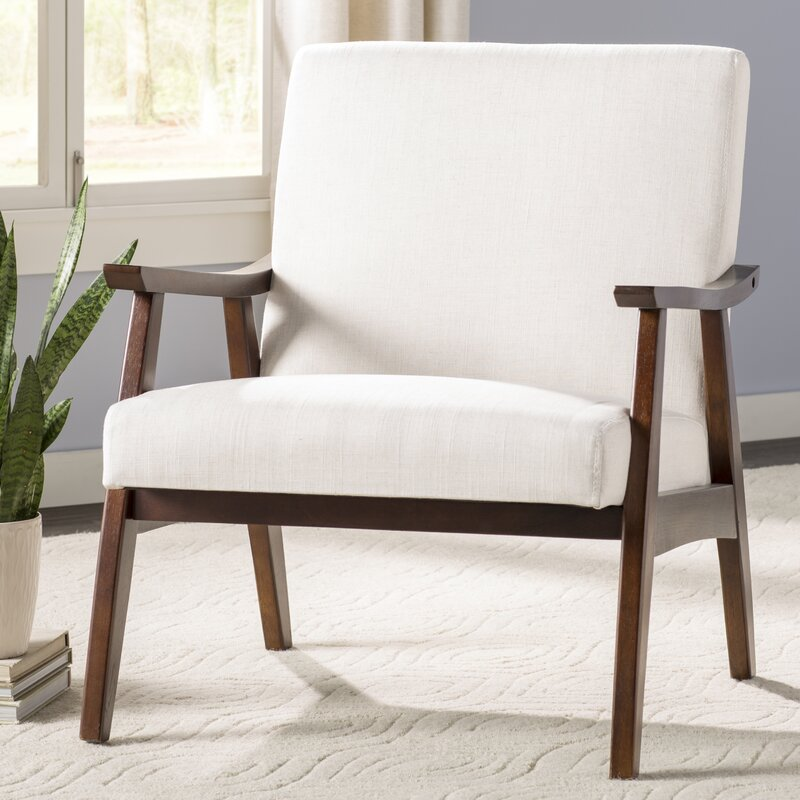 Modern High Kitchen Chairs: Langley Street Coral Springs Armchair & Reviews