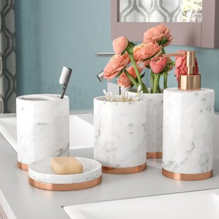 bath accessory sets rh wayfair com