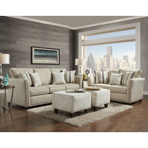Ailith 2 Piece Living Room Set by Alcott Hill