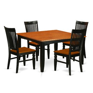 Pilning 9 Piece Extendable Dining Set Herry Up