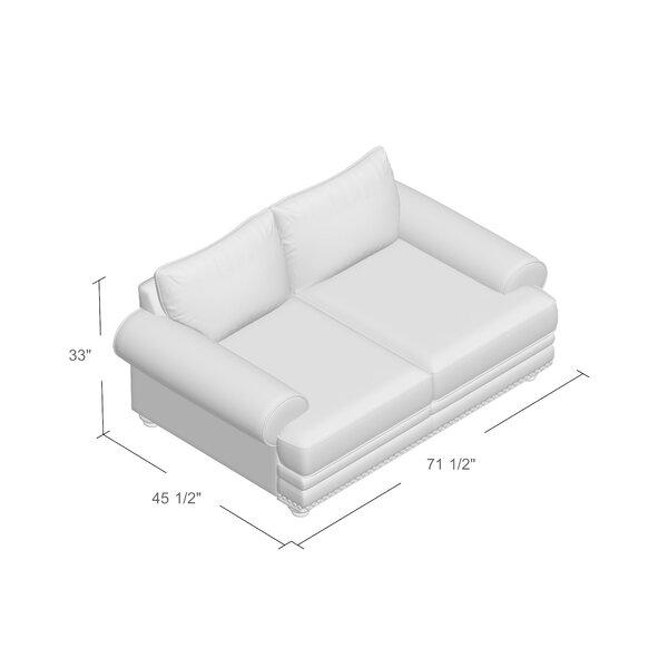 Ashley Claremore Antique Sofa | Wayfair