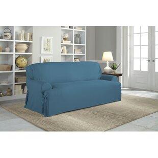 High Quality Blue Sofa Slipcovers Youu0027ll Love   Wayfair