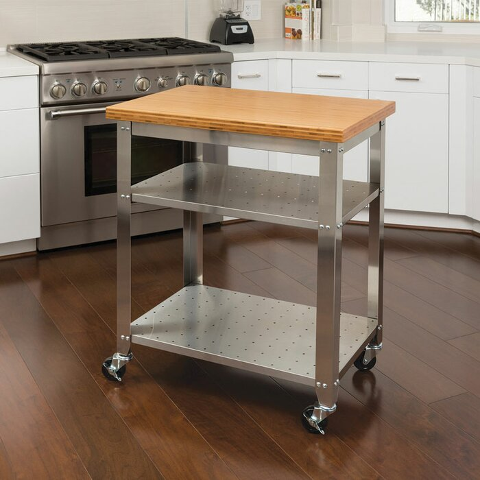 stainless with in table first work vmf vendor cart movable bench mecox ulr plank steel kitchen modern prep gardens drawers top belgian island countertop rate seating narrow small most