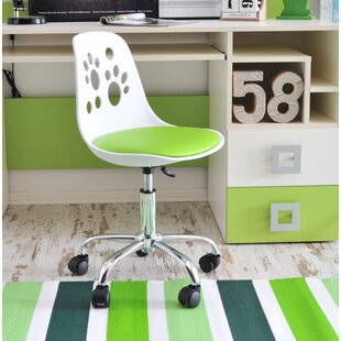 White Swivel Desk Chair | Wayfair.co.uk