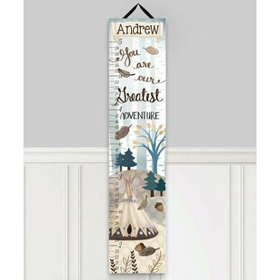 Adventure Personalized Growth Chart
