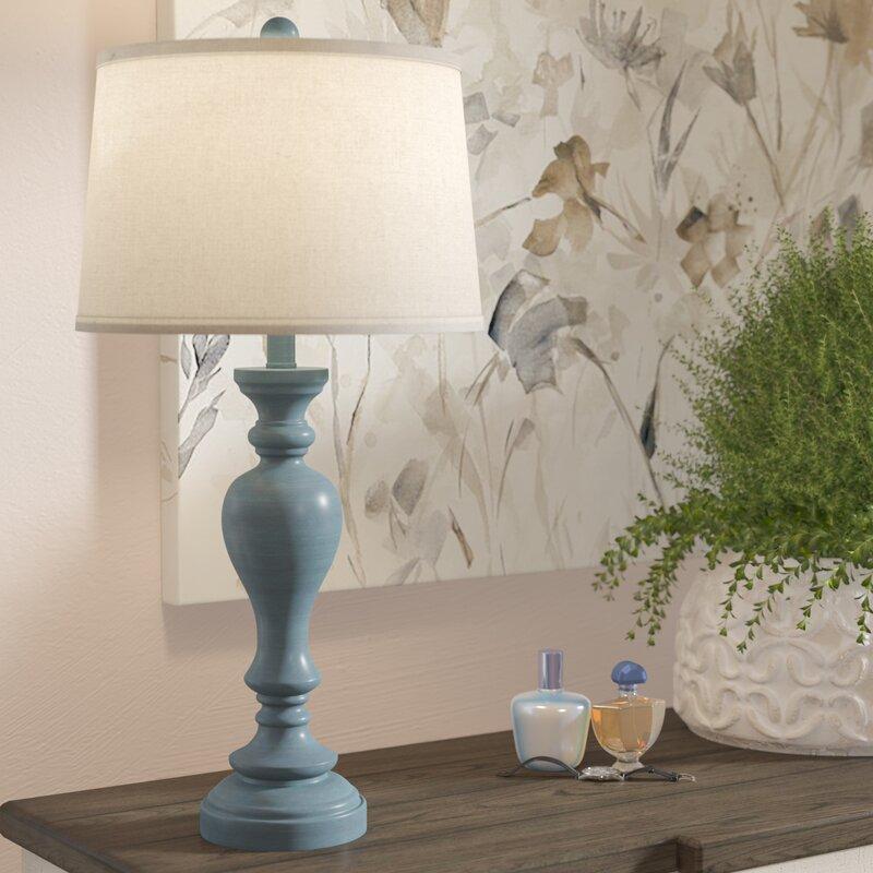 Sauvage polyresin 28 5 table lamp