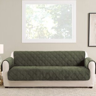 Olive Green Sofa Cover | Wayfair